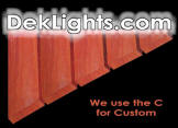 DekLights Logo with Link to Website